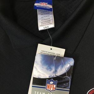 Reebok Shirts - Reebok CARDINALS POLO (official NFL Polo : Large)